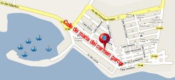 El centre de buceo esta cercad del puerto