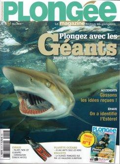 Consultez l'article de plongée magazine