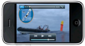 Discover the video of the PR2 SYSTEM on your iphone
